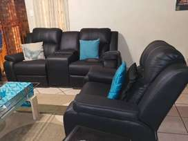3 recliner lounge suite