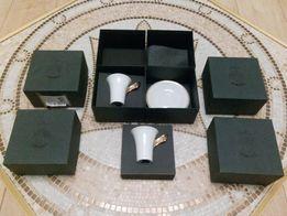 Набор для кофе (Чашки для кофе,кофейная пара) Versace Medusa Ikarus О