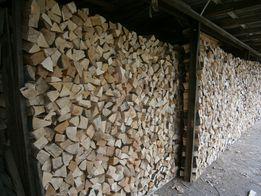 дрова колоті бук