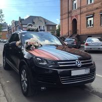 Аренда авто,Такси,внедорожник Volkswagen Touareg автомобиль на свадьбу