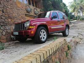 2007 Jeep CRD Limited edition