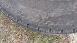 11R truck tyre for sale with rim