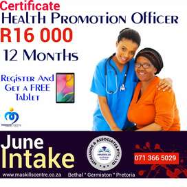 Health Promotion Officer Training Course