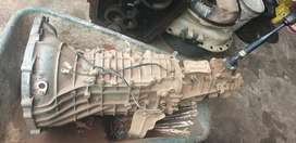 Gearbox manual ford everest 3.0tdci 2x4