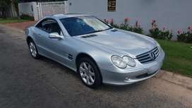 Beautiful classic Mercedes with full service history and low mileage