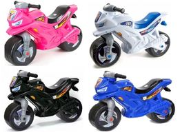 Толокар-каталка, детский мотоцикл, беговел орион
