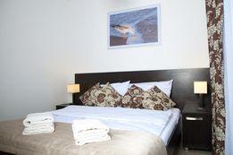 Rewal Apartament z ogródkiem IKAR 5-6 osobowy blisko morza