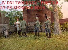 """Historia """"VI DNI TWIERDZY POZNAŃ""""sierpień 2018 Militaria, Fort,"""