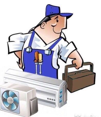 Чистка,сервис,обслуживание,ремонт,установка,демонтаж кондиционеров Запорожье - изображение 1