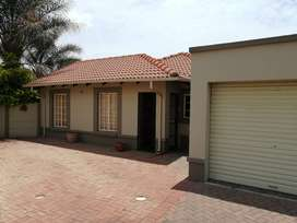 3 Bedroom House In Secured Complex