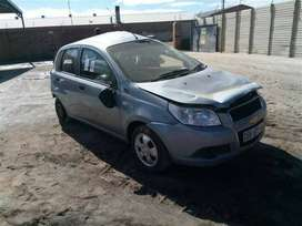 CHEVROLET AVEO 1.6 LT STRIPPING FOR SPARES