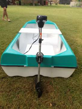 Aas boot/ Bait boat
