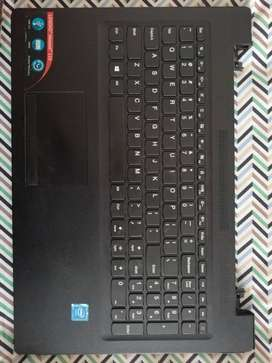 Lenovo Ideapad 110-15ibr keyboard and trackpad
