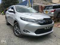 Toyota Harrier 2014 0