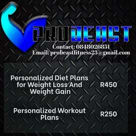 Get fit with Pro Beast