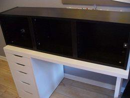 Półka,regał Ikea wymiary 121x34