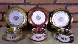 Porcelana WINTERLING MARKTLEUTHEM TRIO Bavaria, Stan Idealny