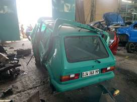 Vw Golf 1 Stripping For Spares