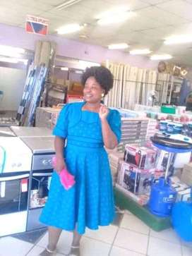 Maid,nanny,cook from Lesotho with 5 yrs exp needs live in work ASAP