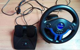 Kierownica Gamepad Manta EasyWheel MM627 Easy Wheel MM 627 pedały