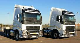 Volvo FH 480 6x4 Truck tractor