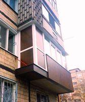 Окна. Двери. Балконы под ключ. Наружная и внутренняя обшивка