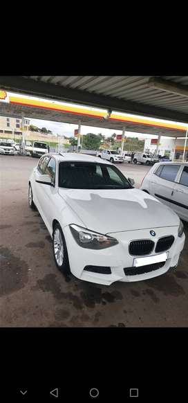 BMW 1series 118i with service history and warranty.