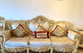 Lo Stile Di Classe Italian Three Seater Sofa