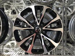 Новые оригинальные литые диски R16 5-114,3 MAZDA 5, 6