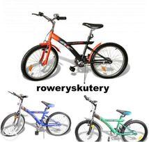 NOWY rower Górski TORPEDO 20'' BMX, dla dziecka - super cena