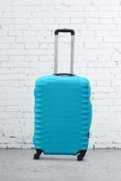 чехол для чемодана Coverbag бирюза