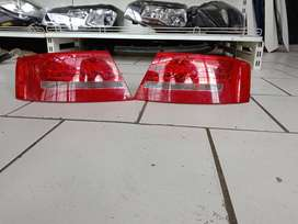 AUDI A4 B-8 RIGHT/LEFT TAIL LIGHTS