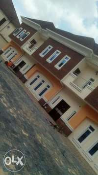 Brand new 3bed terrace with a room bq for sale at s-fort estate ajah 0
