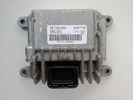 РЕМОНТ!!! Блок управления Isuzu Opel 1.7 L DTI EDU 16267710 8971891360