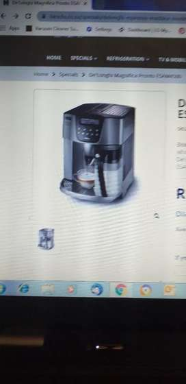Delonghi Magnifica Pronto coffee machine