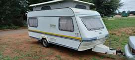 SPRITE SPORT 1994 MODEL IN VEREENIGING WITH FULL TENT AND RALLY TENT