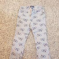 Spodnie w serduszka 3 lata