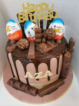 Cakes by Raphael SA's Cakeboss and The Cake Factory
