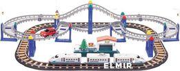 Железная дорога LiXin 2241, игрушка, конструктор