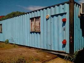12m container with aircon