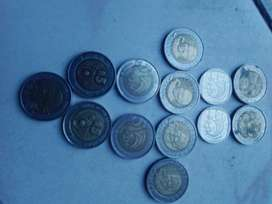 I am selling my Mandela coins for fair price