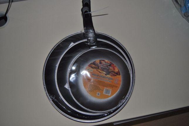 Набор Сковорода 3 шт Stenson , сковородка , сковорідка 20,26,30 см Харьков - изображение 5