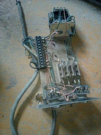 Електрика на сверлильний станок