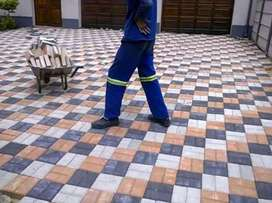 Master paving projects