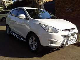 2012  HYUNDAI IX35 2.0 MANUAL