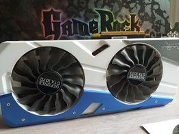 Palit GameRock GTX1070 8GB gwarancja POTWÓR! pamięci Samsung!