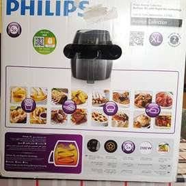 PHILLIPS AIRFRYER XL AVANCE COLLECTION with rapid air technology