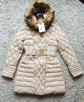 NOWA kurtka damska z modnym kapturem