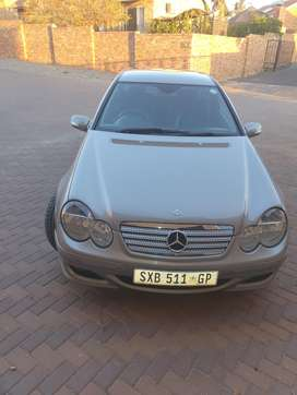 M/Benz C230 Coupe