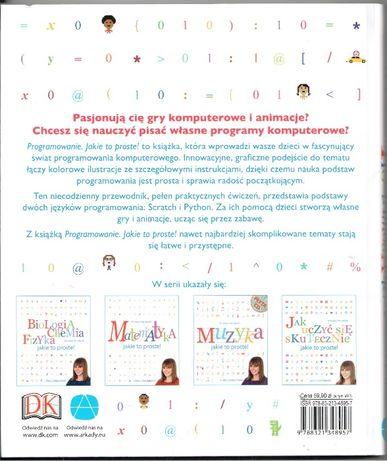 Programowanie jakie to proste! dla dzieci Wydawnictwo Arkady Warszawa - image 2